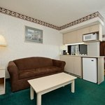 Americas Best Value Inn & Suites, Sunbury Foto