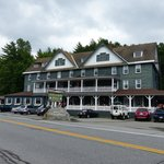 Foto de Adirondack Hotel on Long Lake