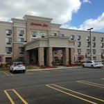 Hampton Inn Detroit/Auburn Hills South resmi