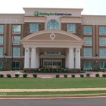 Holiday Inn Express Hotel & Suites Huntsville West - Research Pk Foto