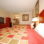 Americas Best Value Inn - Rockdale resmi