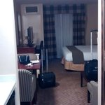 Foto van Holiday Inn Express Hotel & Suites Sumner