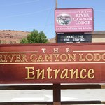 Foto di River Canyon Lodge Inn and Suites