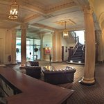 The Palace Hotel reception