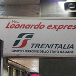 Photo of Leonardo Express
