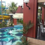 Pool and resto