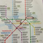 The nearest metro station is Zvengorodskaya station.