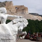 Only 1 hour to Crazy Horse Memorial