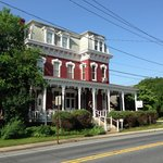 Foto de Lovelace Manor Bed and Breakfast
