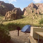 Chisos Basin Campground照片