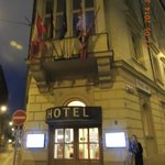 Chopin Hotel Prague City resmi