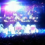 Lady Gaga at Summerfest ground