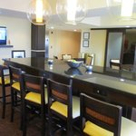 Hampton Inn Raleigh / Clayton I-40 resmi