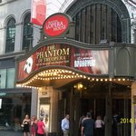 "Boston opera house """"Phantom"""