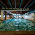 The Mill indoor pool