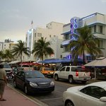 Ocean Drive by the Boulevard Hotel