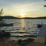 Tupper Lake Sunset