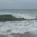 wave @ gopalpur on sea