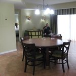 Dining area unit 554