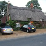 Front of Thatched Cottage