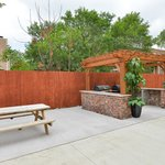 Outdoor Seating Area for Families