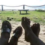Descanso a Beira mar.