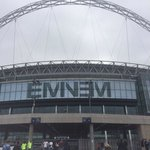 Eminem Wembley Stadium