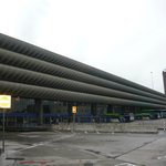 Bus station opposite-priased by 20th Century Society as good example of architecture
