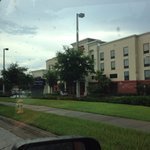 Hampton Inn & Suites Tampa East resmi