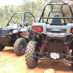 new 2014 Polaris Sportsman Ace!