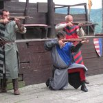 Archers at the Faire