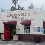 The Sports Page Bar & Grill