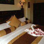 "Amazingly tasteful and comfortable rooms .. with a ""suite"" surprise from the amazing staff"