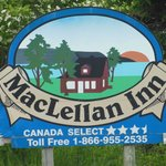 Foto de Maclellan Inn/Thackeray Suites