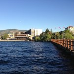 Penticton Lakeside Resort Convention Centre & Casino resmi