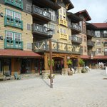 Inn at Snowshoe Foto
