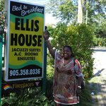 Foto di Ellis House Bed and Breakfast