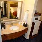 Foto van Holiday Inn Express Yakima