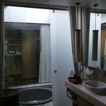 Bathroom & spa area