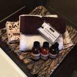 Bathroom amenities - replaced daily