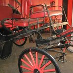 Before Motorized Fire Trucks