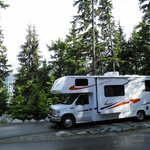 Riverside Resort Whistler Foto