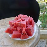 Watermelon is good :)