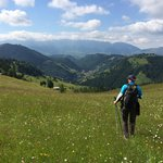 Great hiking around Moecui