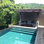 Mutimaya private pool villa