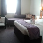 Premier Inn Glastonbury照片