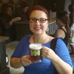 I love butterbeer! I'll submit a review for Universal Studios on 7/16.