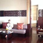 Foto de The Seminyak Beach Resort & Spa