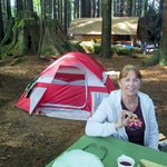 KOA Campground Crescent City Foto