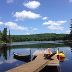 Foto de Algonquin Eco-Lodge